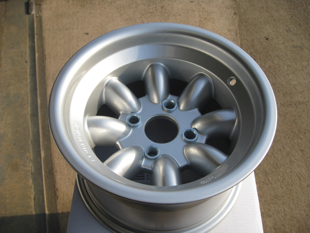 Ford Escort 8 X 13 Revolution 8 Spoke Rally Wheel Group 4