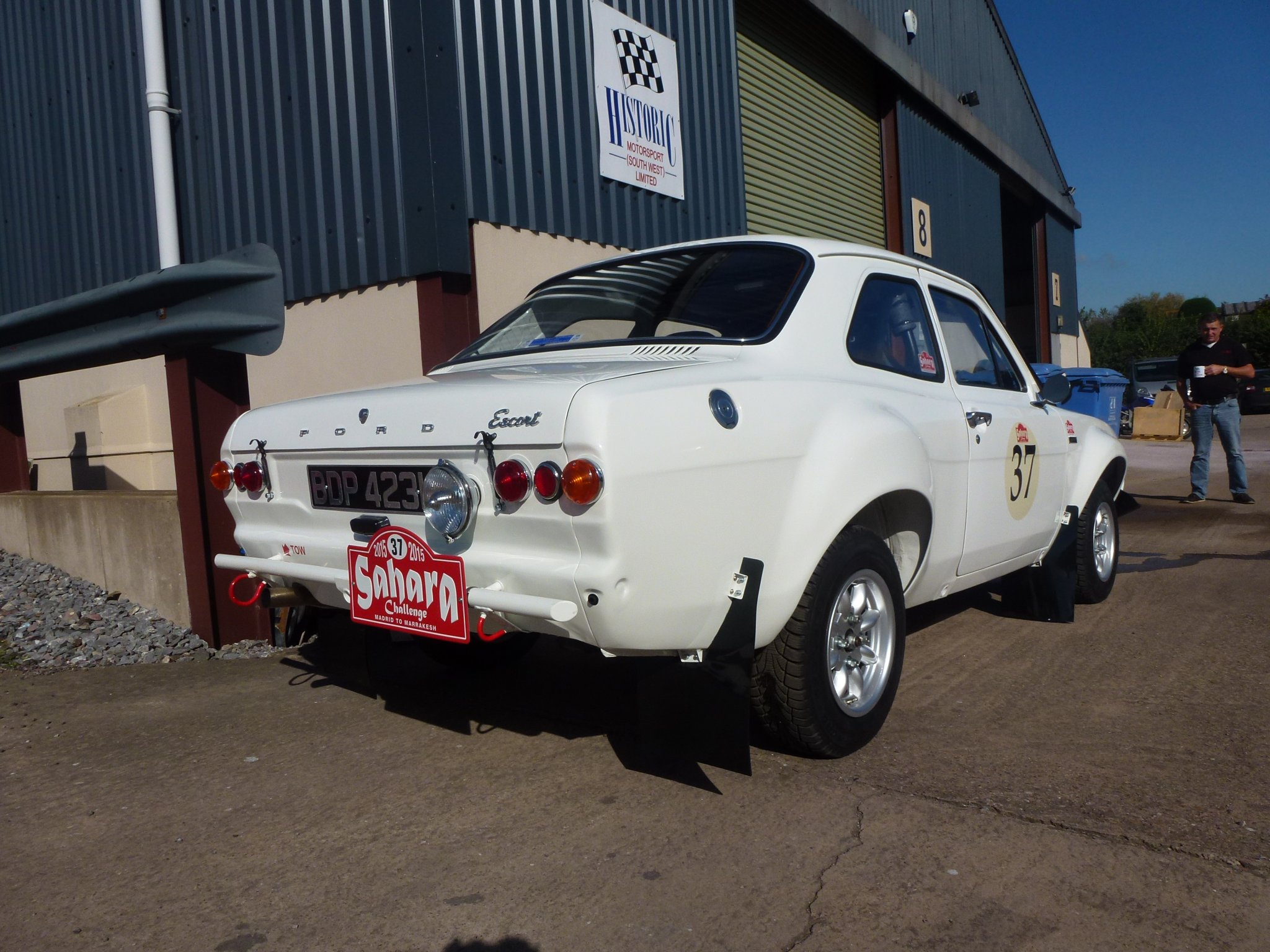 FORD ESCORT MK1 MEXICO | Historic Motorsport