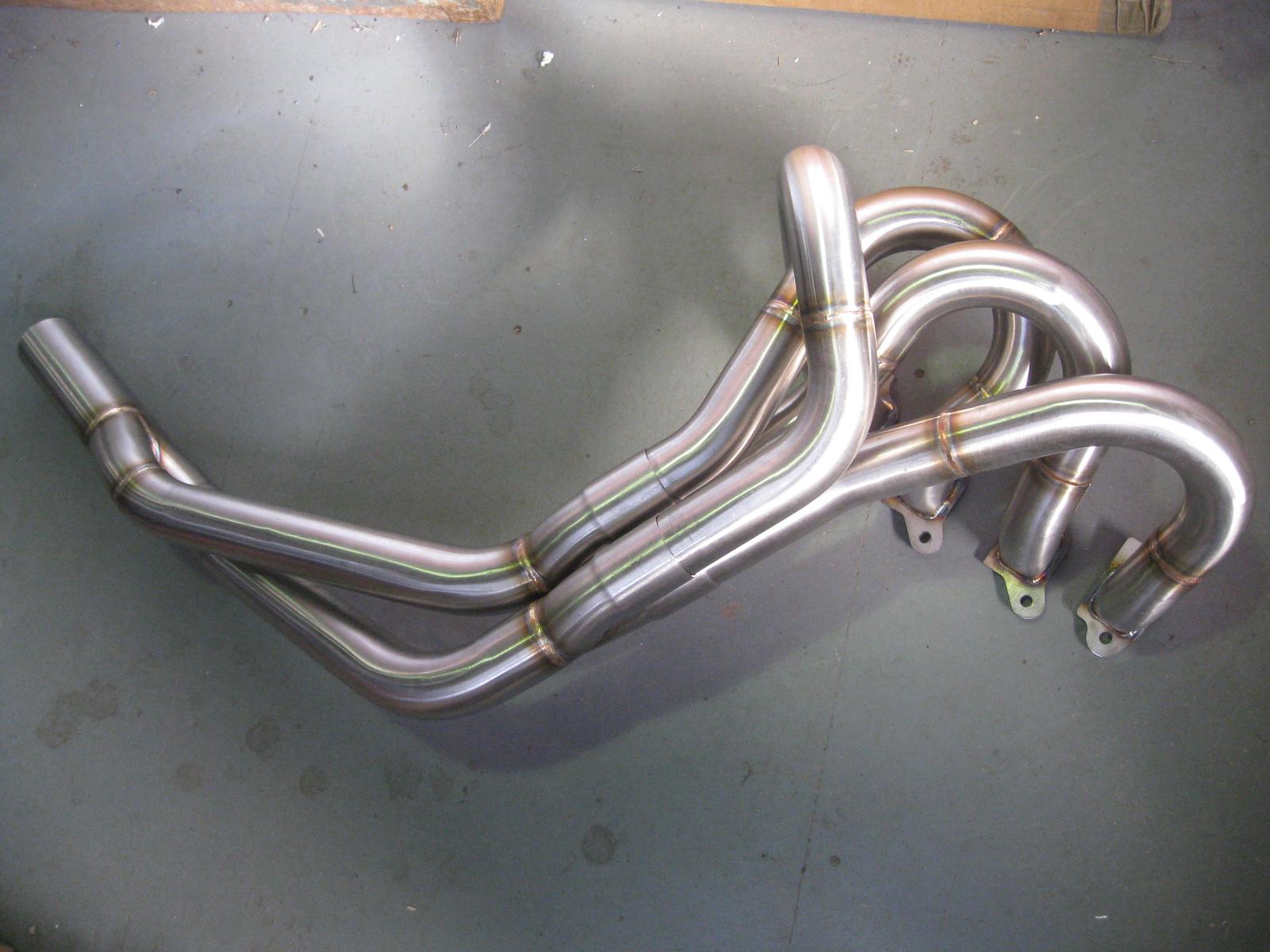 Srd Stainless Pinto Exhaust Manifold Historic Motorsport