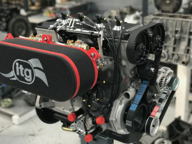 BRAND NEW FIA HISTORIC SPEC 2 0 LITRE BDG ENGINE